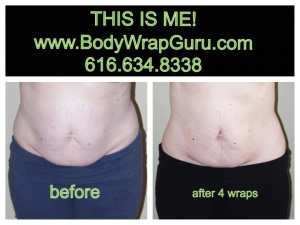 It works wrap results